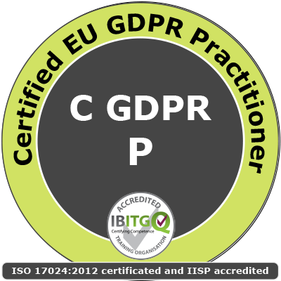 Certified EU General Data Protection Regulation (GDPR) Practitioner