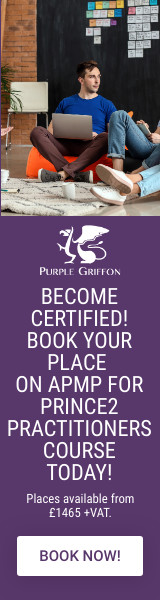 APMP For PRINCE2® Practitioners Training Course In London - Purple Griffon