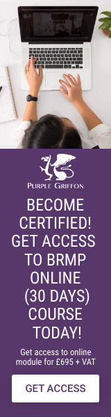 Business Relationship Management Professional (BRMP) Online Training Course - Learn At Home With Purple Griffon