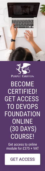 DevOps Foundation Online Training Course - Learn From Home With Purple Griffon