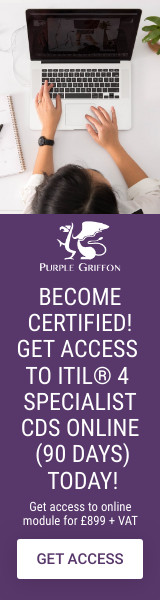 ITIL 4 Specialist Create, Deliver And Support Online Training Course - Become ITIL Certified In Days