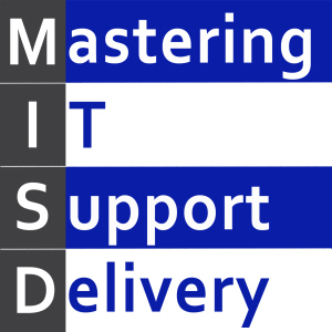Mastering IT Support Delivery (MISD) Logo