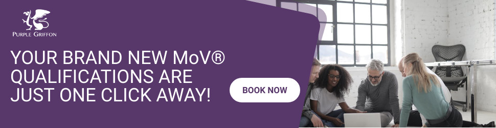 MoV® Certifications In London & Manchester, UK