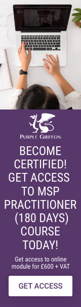 MSP Practitioner Online Training Course - Learn From Home With Purple Griffon