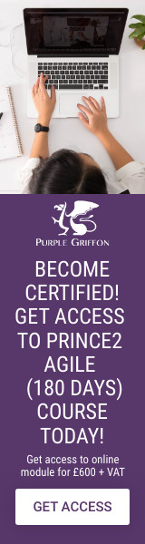 PRINCE2 Agile Practitioner Online Training Course - Learn From Home With Purple Griffon