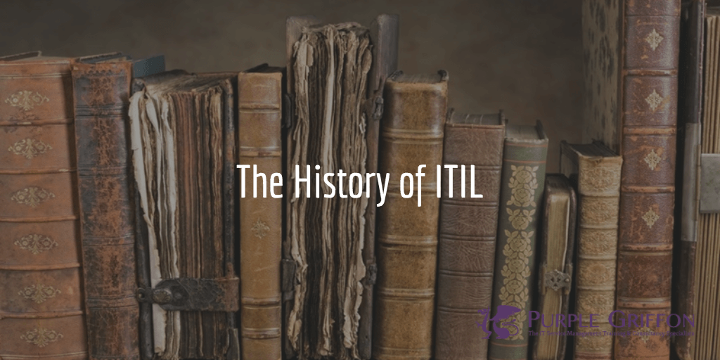 The History of ITIL
