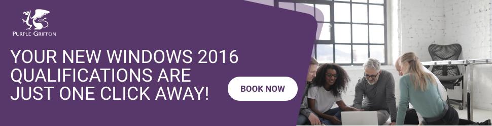 Microsoft Windows Server 2016 Training Courses In London, UK