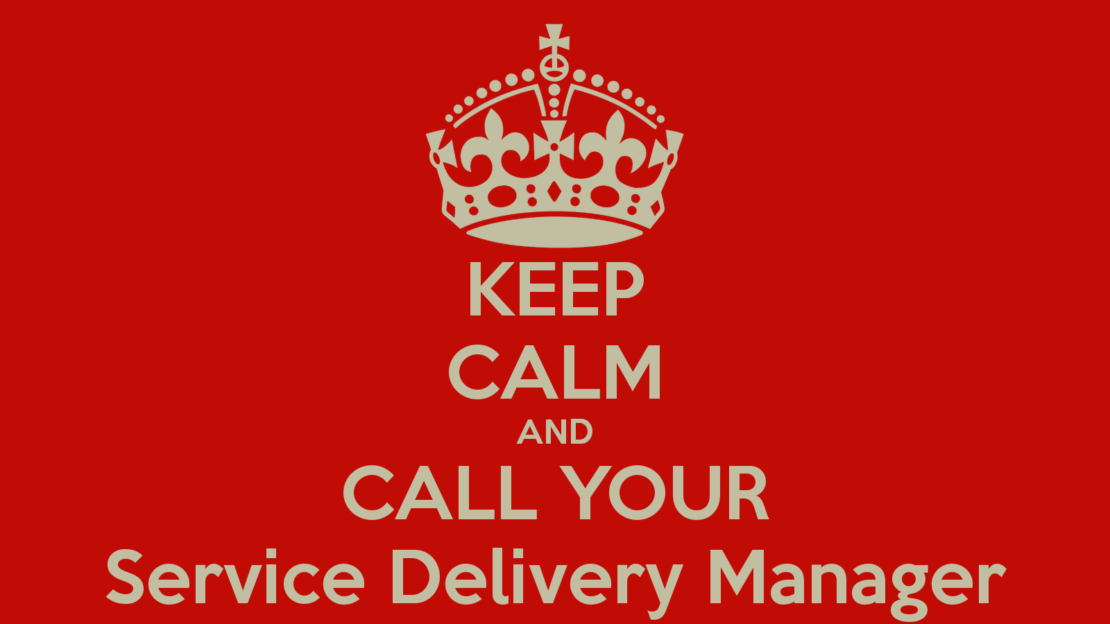 My Top 10 Tips For A Service Delivery Manager | Purple Griff